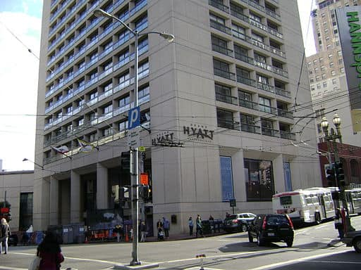 Hotel Review: Grand Hyatt San Francisco