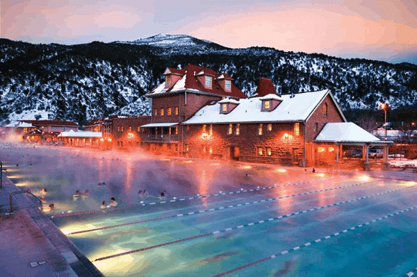 Glenwood Hot Springs Lodge - Glenwood Springs, Colorado