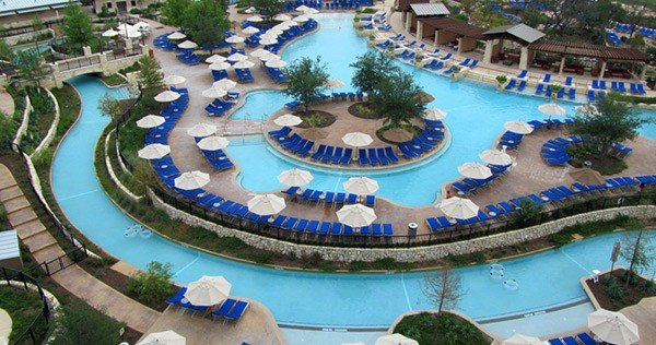 JW Marriott San Antonio Hill Country Resort – San Antonio, Texas